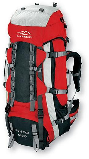 Loap BROAD PEAK outdoor batoh